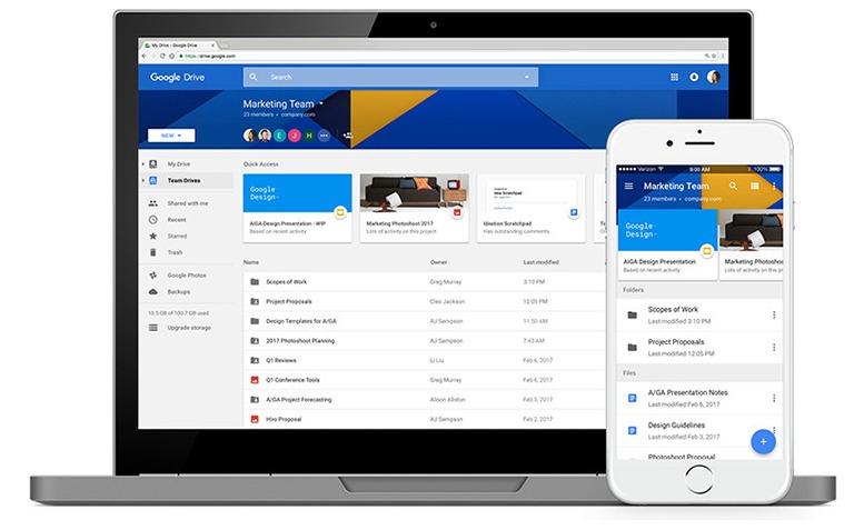 O Google Drive é um dos melhores aplicativos para trabalhar em casa e por um bom motivo.