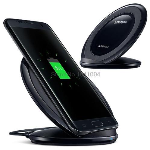 Carregador sem fio de carregamento rápido Samsung