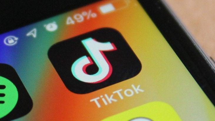 Aplicativo Tik Tok