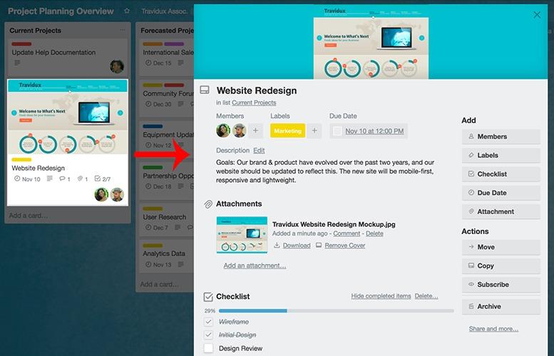 Trello é um dos melhores aplicativos para ajudá-lo a organizar tarefas e ver o progresso dos membros da sua equipe