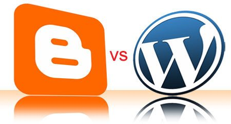 Plataforma de blogs Blogger e WordPress