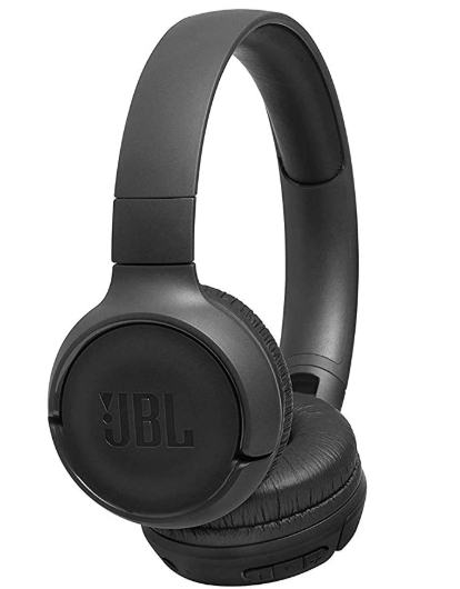 Fone de Ouvido on Ear Bluetooth, Tune 500, JBL, Preto